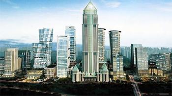 Avrupa'nın En Yüksek Binası İstanbul'da İnşa Ediliyor!