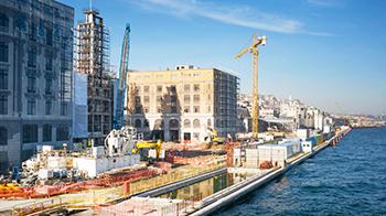 Galataport Kruvaziyer Limanı Projesi Nisan'da Tamamlanıyor!