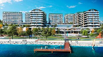 Denize Sıfır İstanbul Projesi: Marina 24