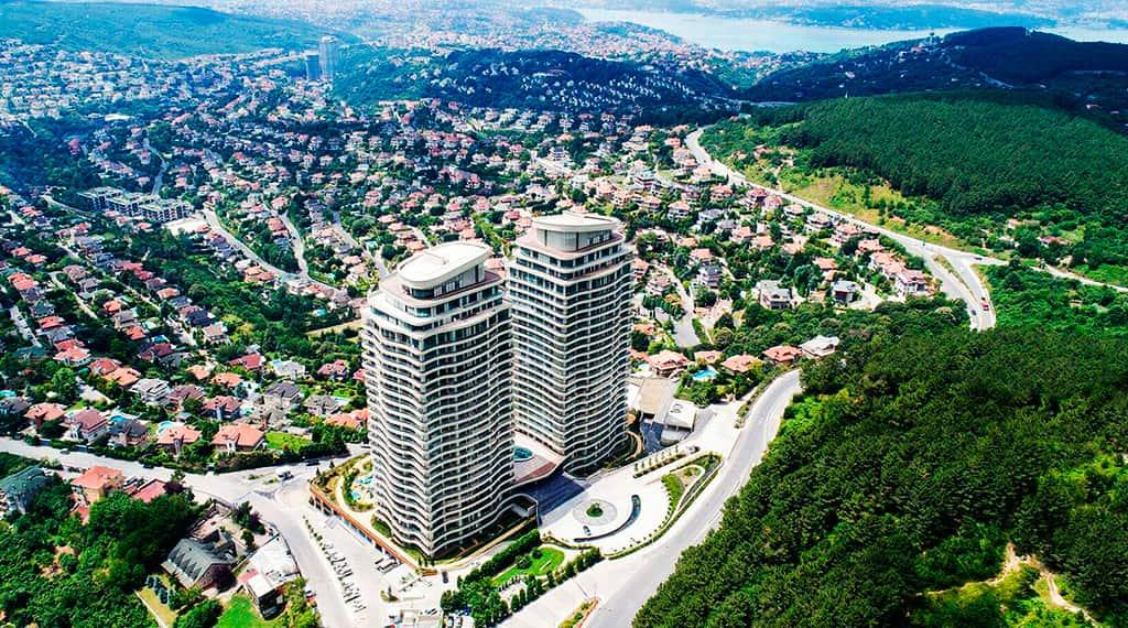 İstanbul Acarblu evleri