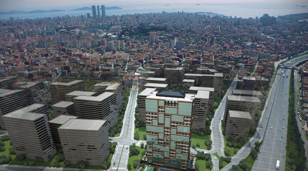 Alya Life Residence konut projesi Kadıköy