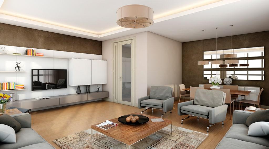 residence projeleri Alya Life