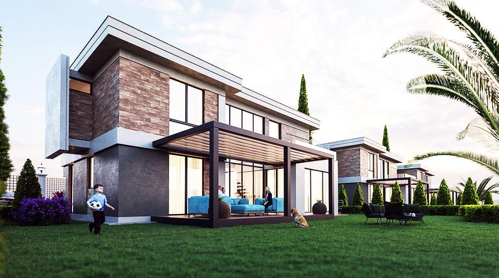 Amber Villaları Kocaeli fiyat
