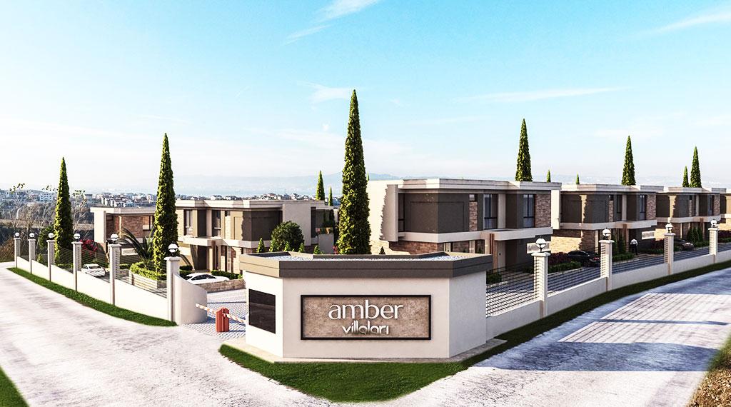 Amber Villaları İzmit