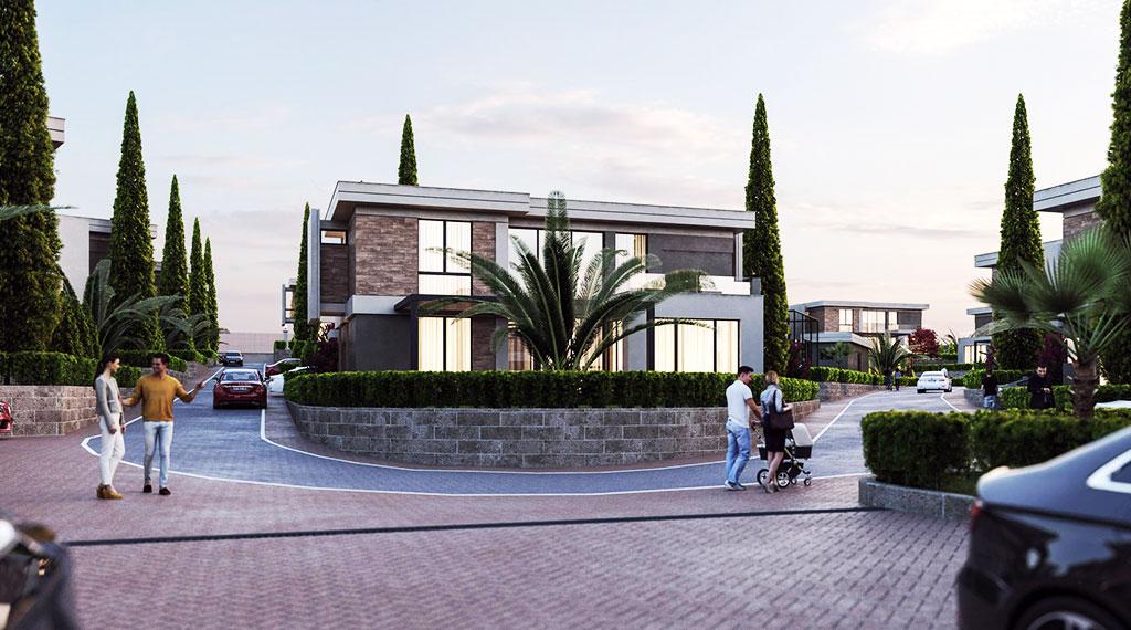 Amber Villaları Kocaeli satılık