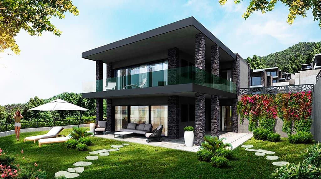 muğla villa projeleri