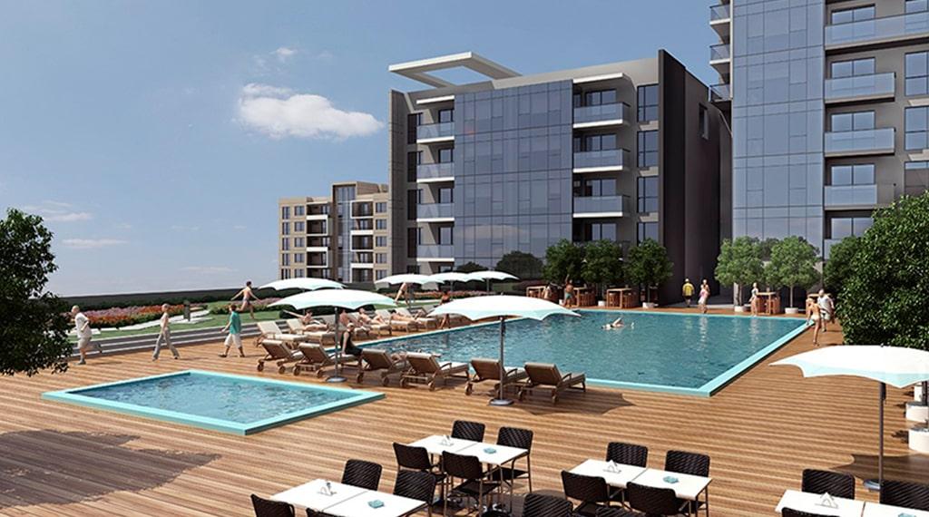 Aqua Modern Ankara evleri fiyat