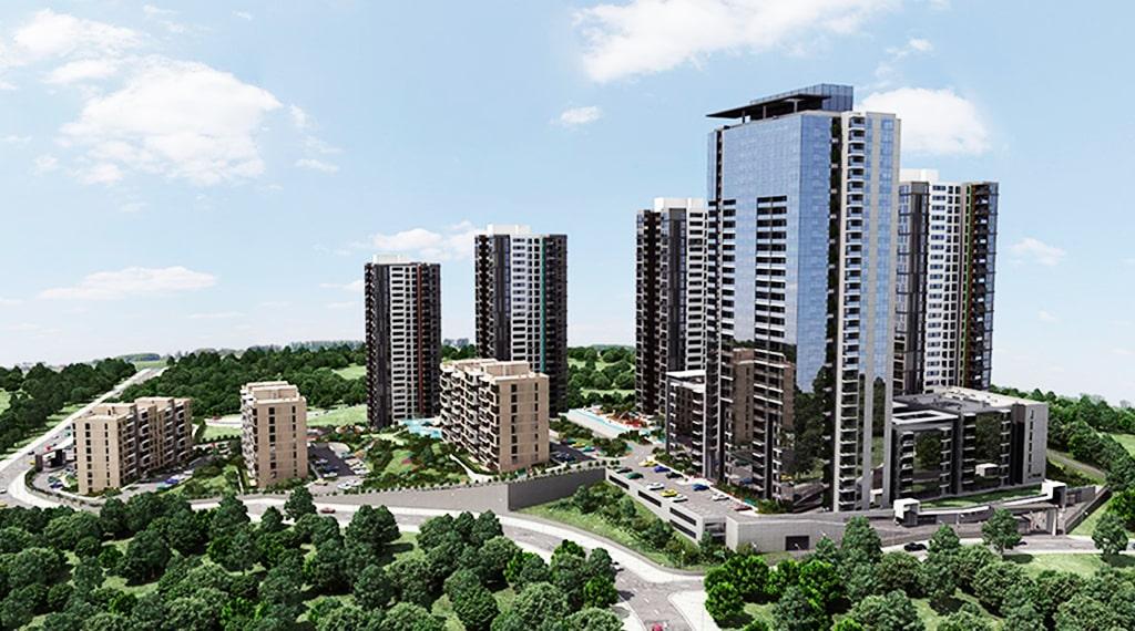 Aqua Modern Ankara evleri fiyat listesi
