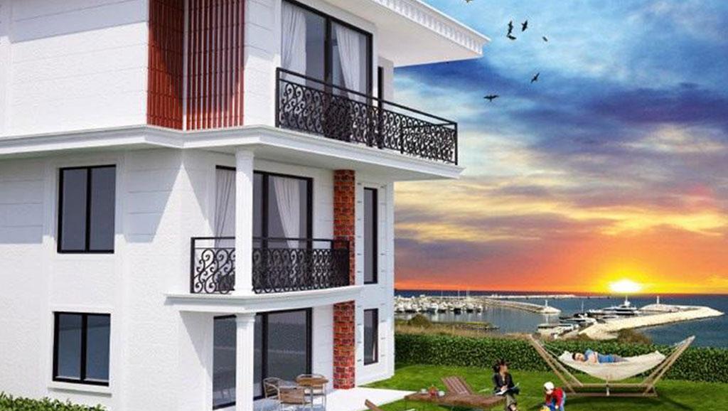 Asrın Konakları Marina İstanbul