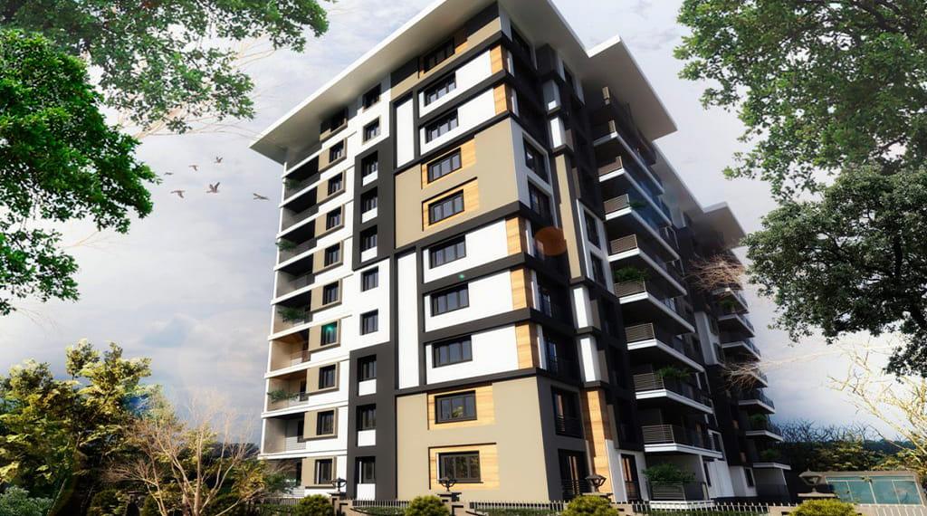 AsyaLife Residence projesi