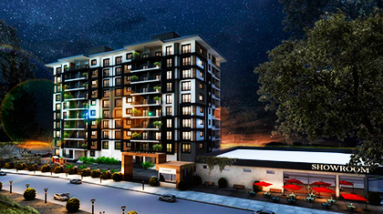 AsyaLife Residence