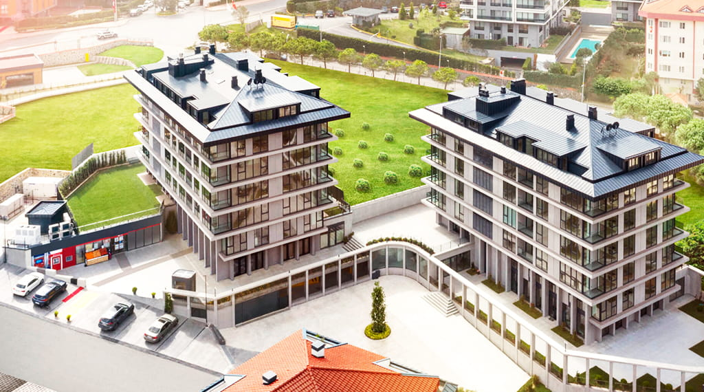 Aya Sarıyer İstanbul