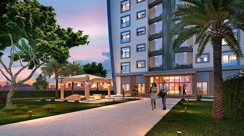 İzmir Aypark Residence