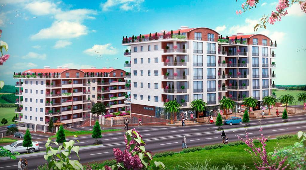 Begonvil Park Evleri Bursa