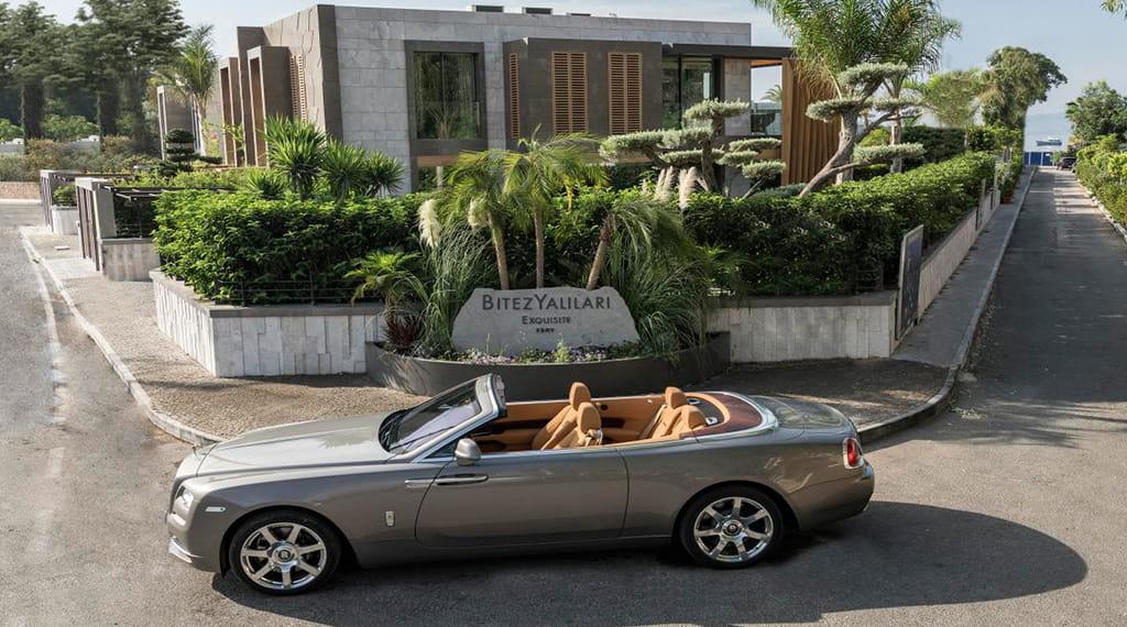 Bitez Yalıları Exquisite villa projesi bodrum