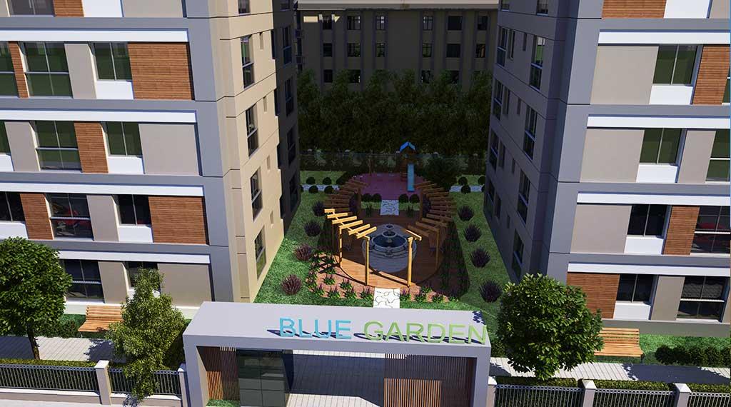 Blue Garden Küçükçekmece fiyat
