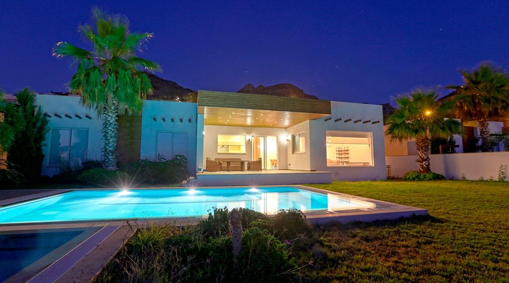 Casa Lusso Evleri projesi