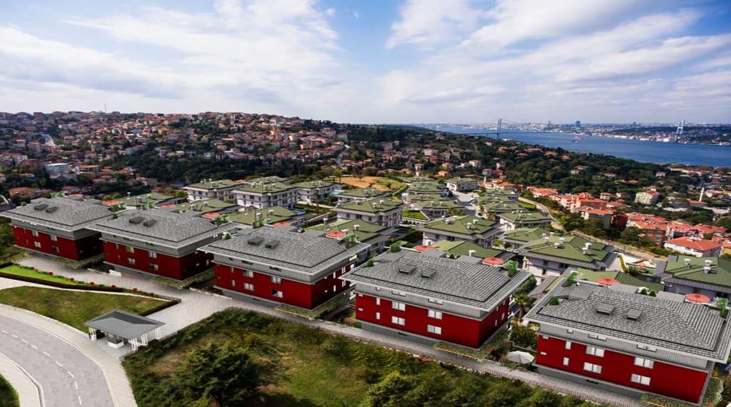 Cihannüma Çengelköy deniz manzaralı