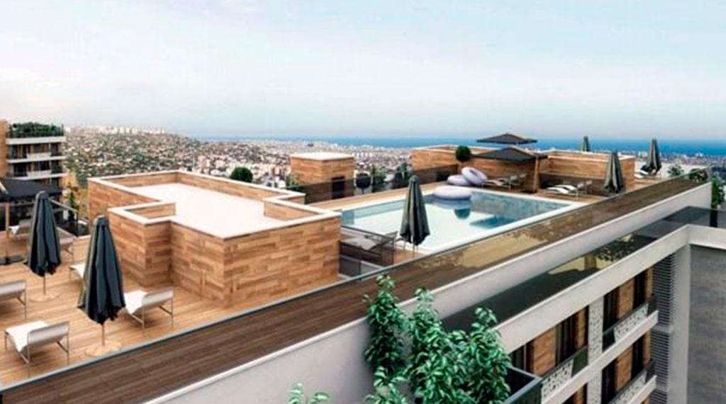 Antalya konut projeleri