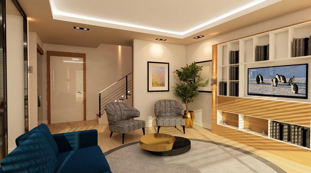 Diamond Melek House projesi Mudanya