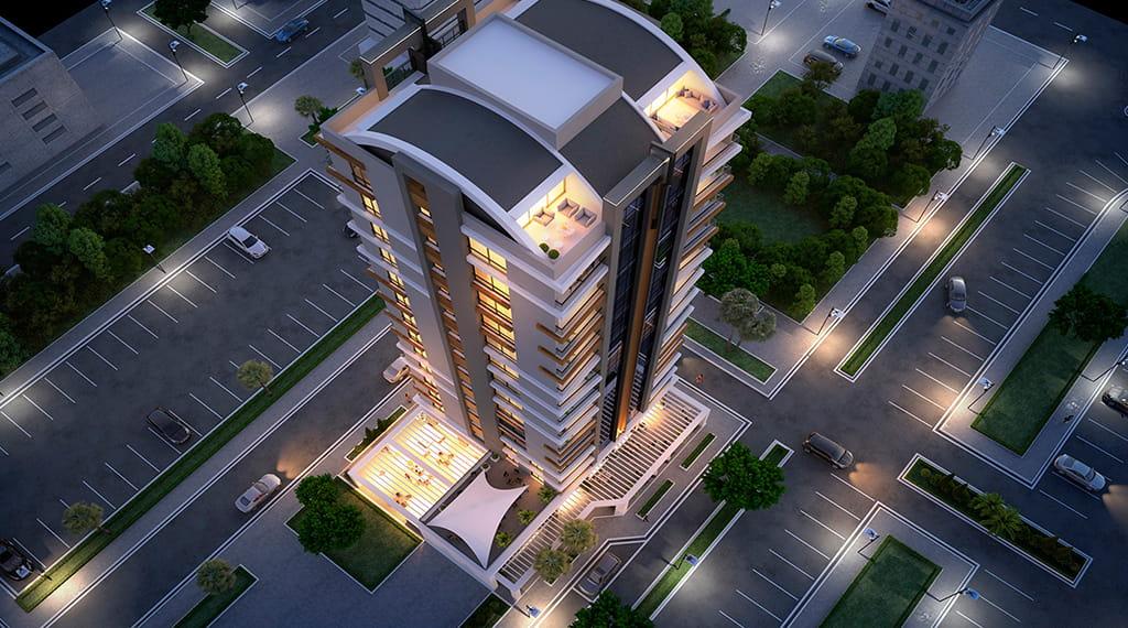 Dream Port Residence konut projesi