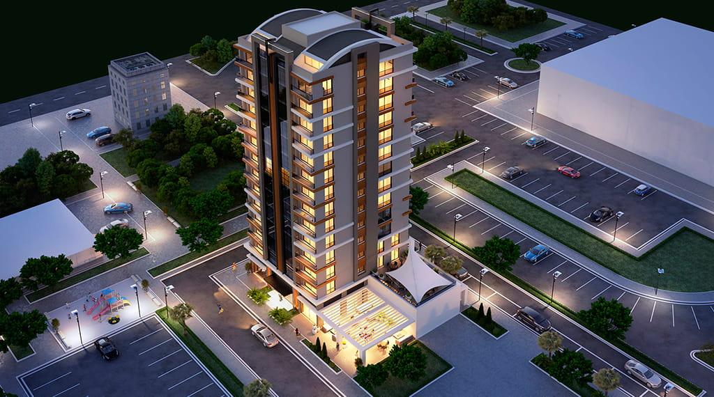 Dream Port Residence konut projesi izmir