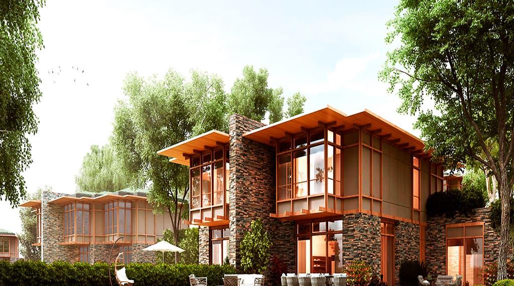 Beykoz villa projeleri