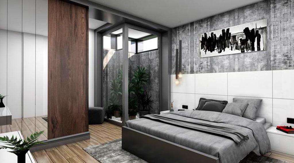 Egeli Style örnek villa 1