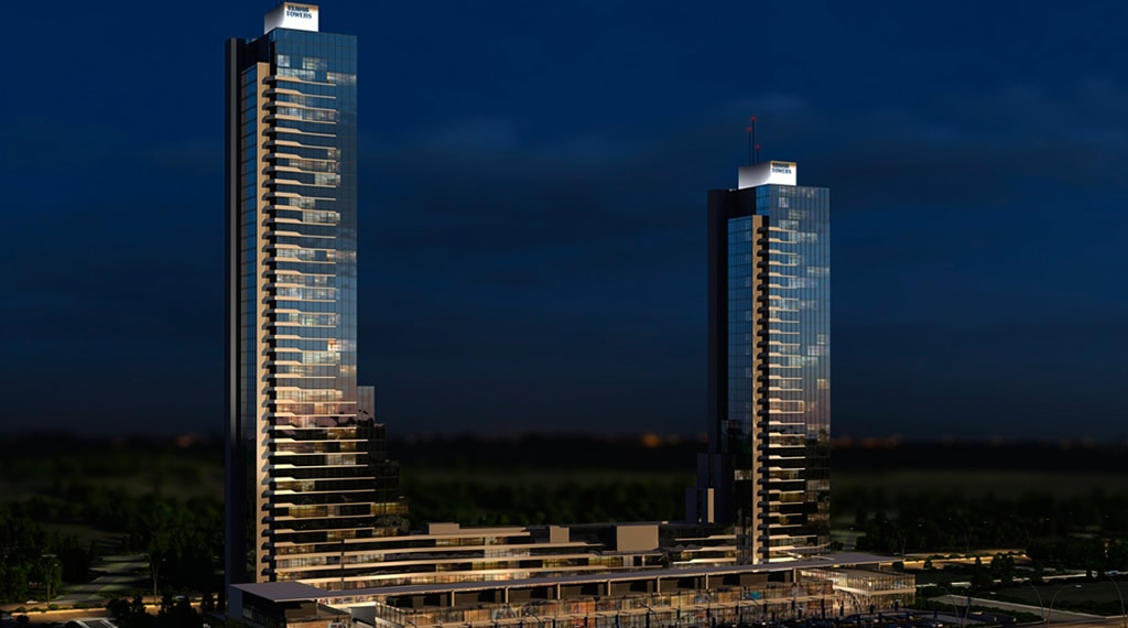 Elmar Towers ankara