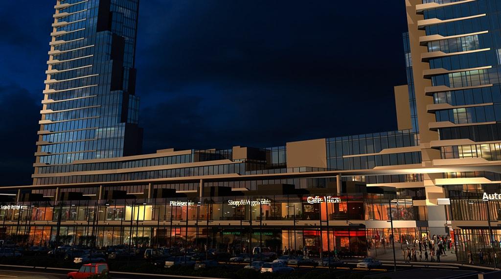 Elmar Towers ankara karma projesi