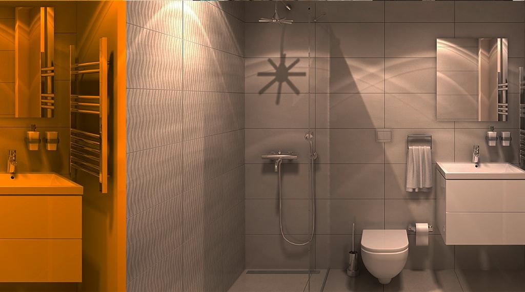 Elmar Towers banyo