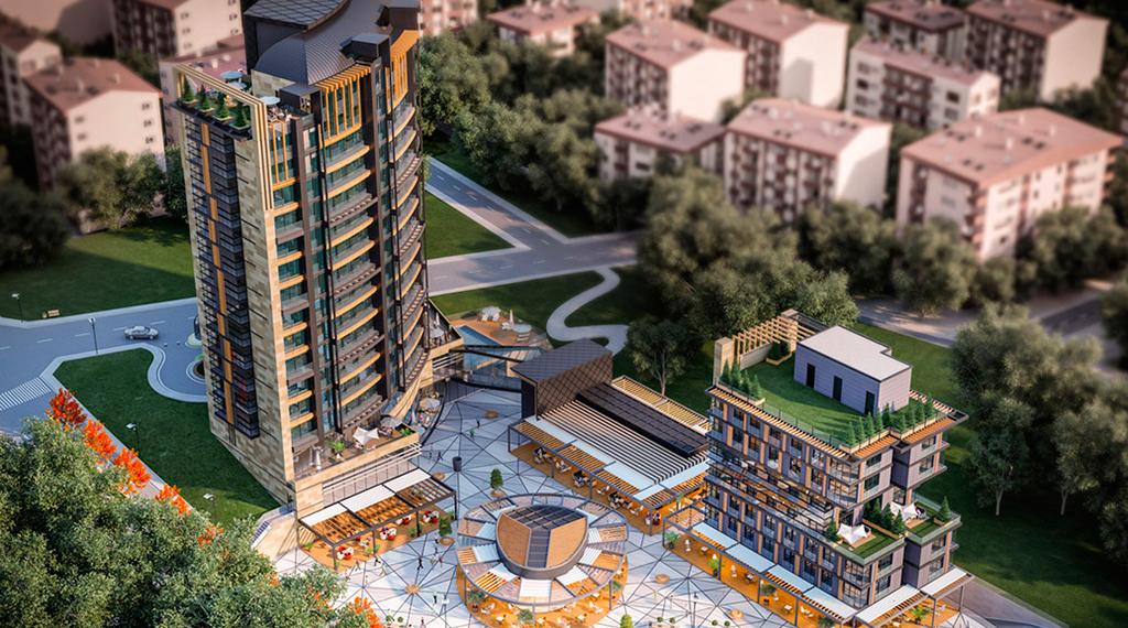Anadolu Yakası toplu konut projeleri