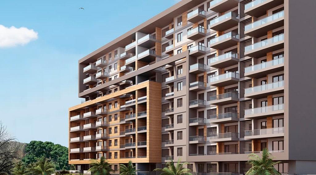 Evora Rezidans denizli projesi fiyatları