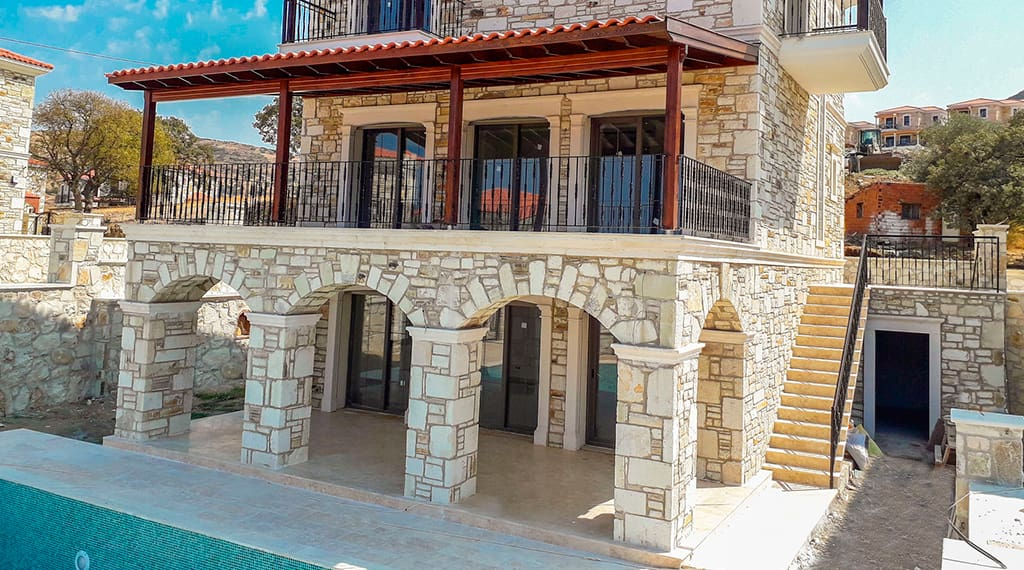 Foça Terrace Evleri fiyat