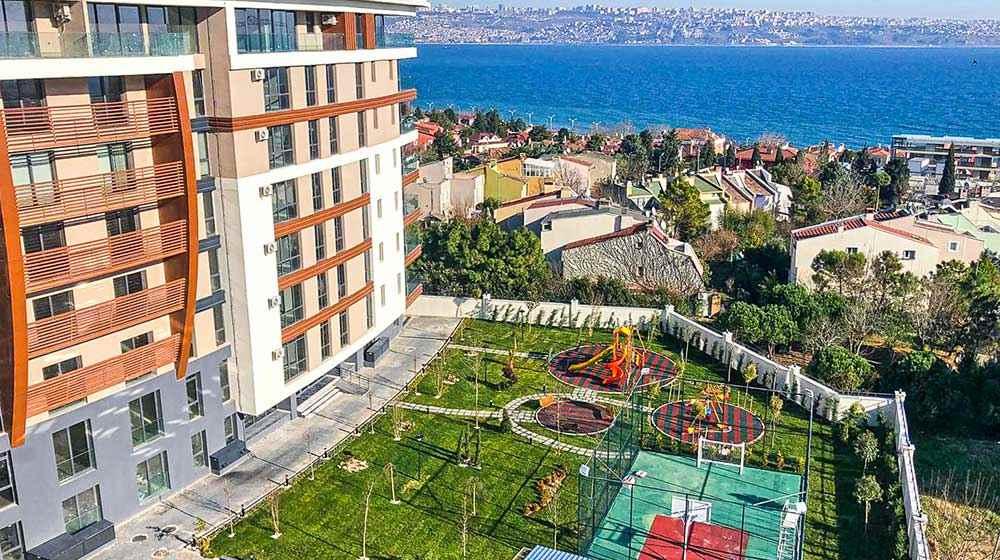 Dia Mare Mimaroba İstanbul konutları