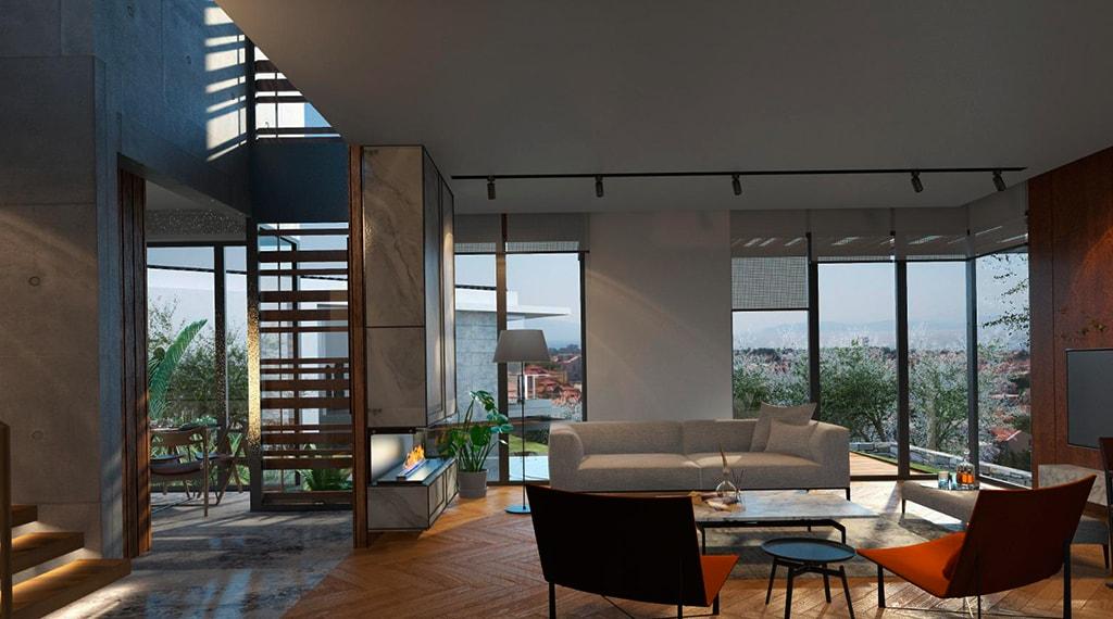 HAUS Infinity 14  villa projesi