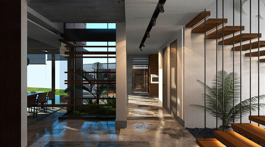 HAUS Infinity 14  villa projesi aydın