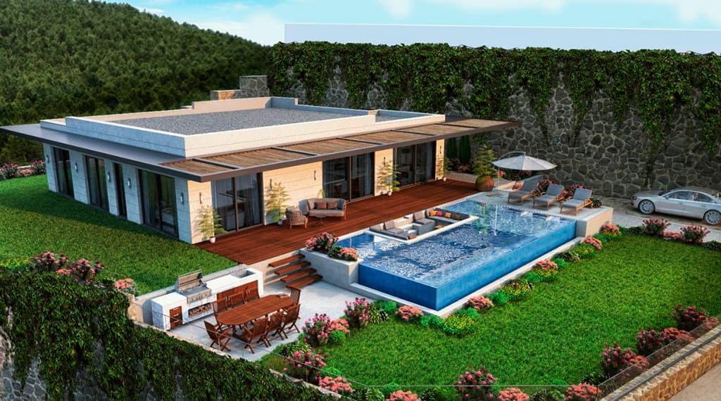 Iasos Dreams Bodrum villa