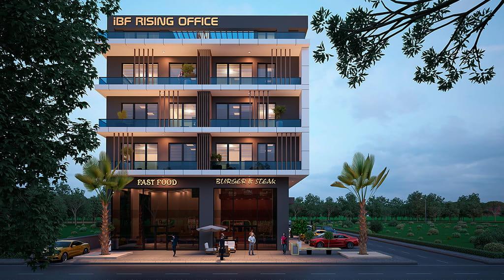 İBF Rising Office Kocaeli