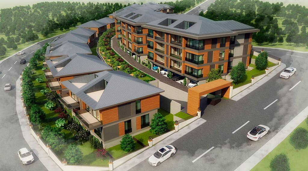 yeni villa projeleri istanbul