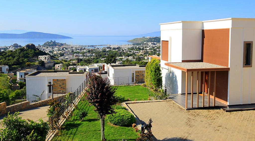 Kaledos Evleri villa projesi