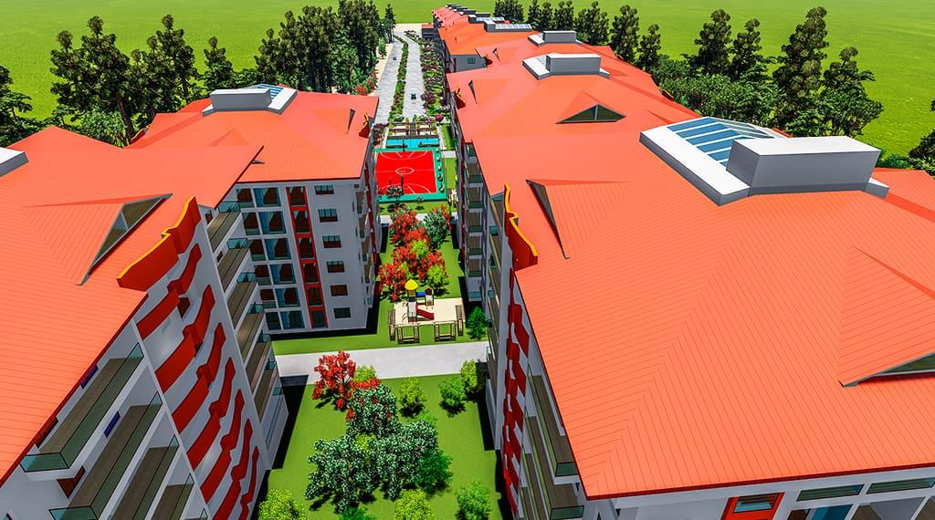 Erzurum konut projeleri