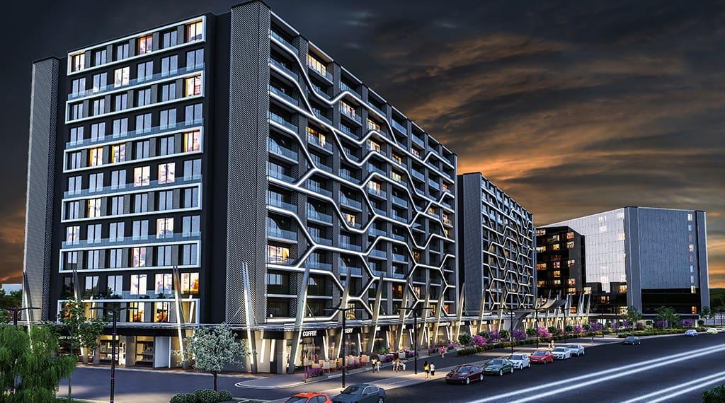 yeni istanbul konut projeleri