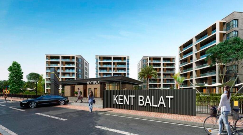 Kent Balat Bursa projesi