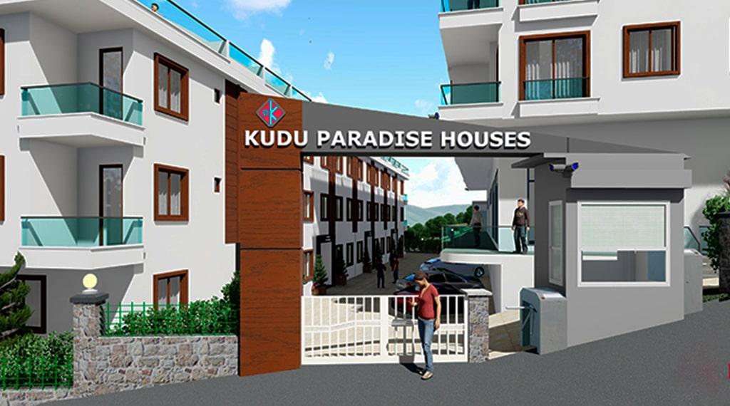 Kudu Paradise House projesi