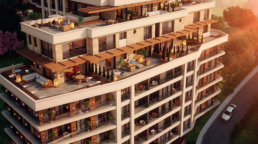 İstanbul Avrupa Yakası konut projeleri