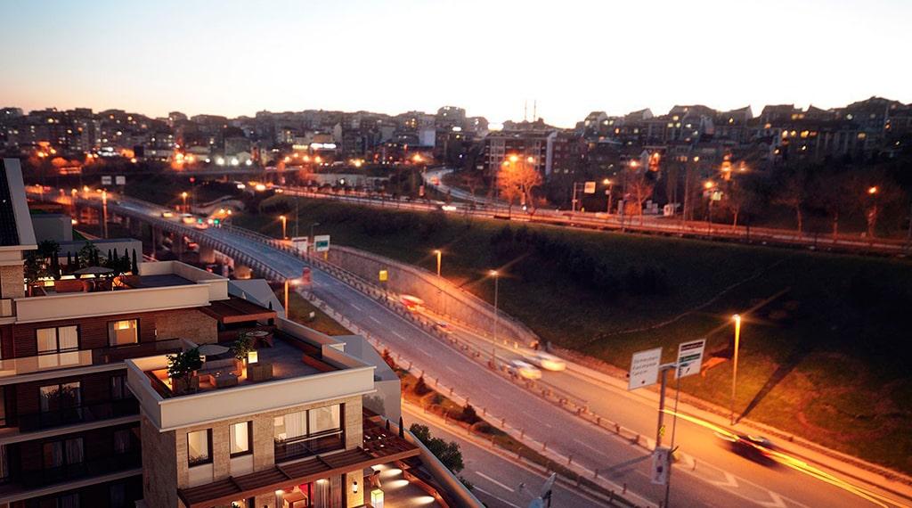 İstanbul Kuleli Evleri Poyraz 2