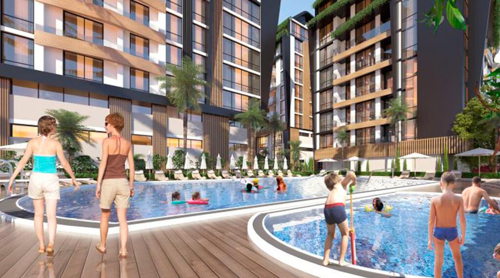 Anadolu Yakası konut projesi