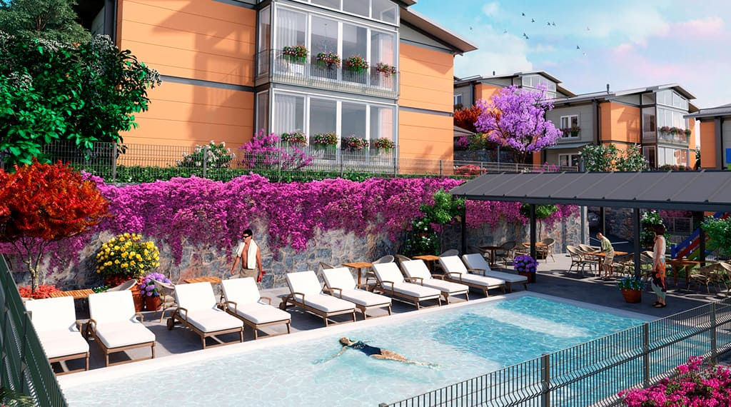 Bahçecik Villa projeleri
