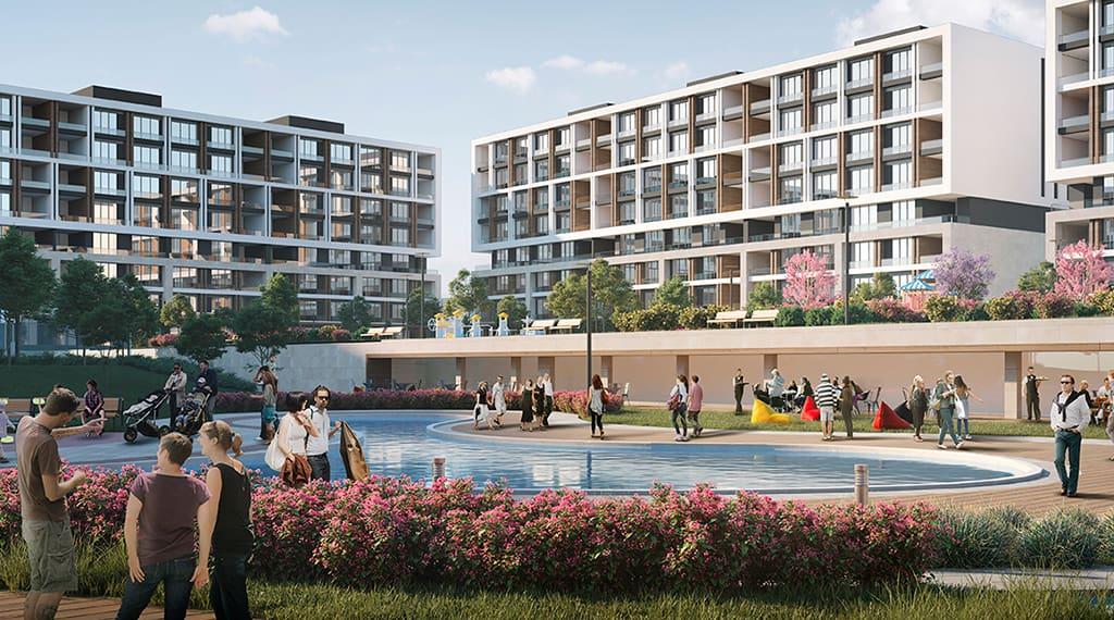 Mete Konakları evleri projesi fiyat